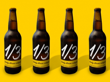 cerveza-un-tercio-de-vida-disenyo-packaging-botellas